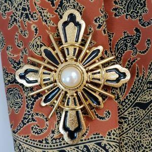 VTG 80's Monet brooch